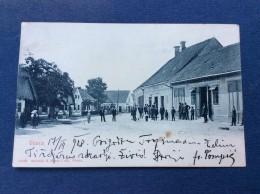 AK  CROATIA  VINICA   Zagorje    1908. - Croatia