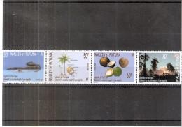Wallis Et Futuna - Légende Du Pacifique - Série Complète - XX/MNH (à Voir) - Wallis-Et-Futuna