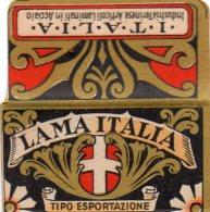 LAMETTA DA BARBA LAMA ITALIA - Lamette Da Barba