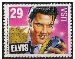 Stati Uniti/États-Unis/United States: Elvis Presley - Cantanti