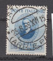 Italie 1938 Mi Nr 603  Guglielmo Marconi - 1900-44 Victor Emmanuel III