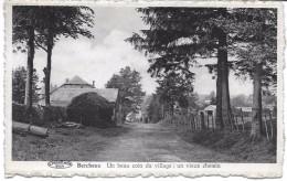 BERCHEUX (6640) Un Beau Coin Du Village , Un Vieux Chemin - Vaux-sur-Sûre