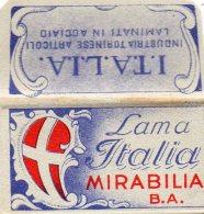 LAMETTA DA BARBA  MIRABILIA - Lamette Da Barba