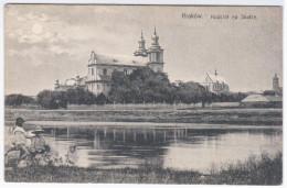 Poland Polska Pologne 1905, Krakow Cracow, Kosciol Na Skalce, Church - Poland