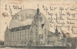 Postcard RA007778 - Poland (Polska) Kolobrzeg (Kolberg / Kolobreh / Cholbergensis) - Polen