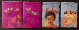 Cocos Islands 1991 MNH** # 244/247 - Cocoseilanden