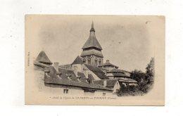 (23) Abside De L'Eglise De CHAMBON-sur- VOUEIZE - Chambon Sur Voueize