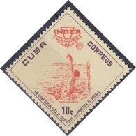 1962 CUBA    INDER   ** MNH Water Polo  Wasserball Waterpolo [DV34]