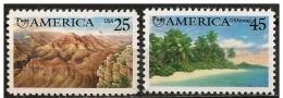 Stati Uniti/États-Unis/United States: Grand Canyon, Isola Caraibica, île Caraïbes, Caribbean Island - Géologie