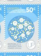 PLAN NACIONAL DE TELECOMUNICACIONES ARGENTINA CONECTADA AÑO 2014 MNH - Argentine