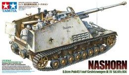 German Self Propelled Anti-Tank Gun Nashorn  1/35 ( Tamiya ) - Military Vehicles