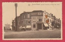 Braine-l'Alleud - Chaussée D'Alsemberg Et Avenue Léon Jourez ( Voir Verso ) - Braine-l'Alleud