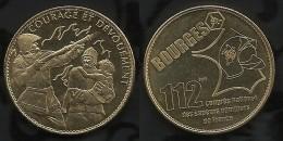 ARTHUS BERTRAND . 112 éme CONGRES NATIONAL DES SAPEURS POMPIERS DE FRANCE . BOURGES . - Arthus Bertrand
