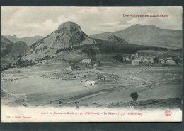 CPA - La Roche De Borée - Le Mézenc - Autres Communes