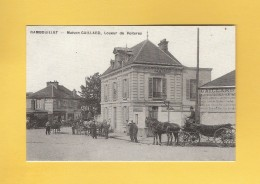 * CP..REPRO..dépt  78..RAMBOUILLET  :  Maison GAILLARD -  Loueur De Voitures   :  Voir Les  2 Scans - Rambouillet