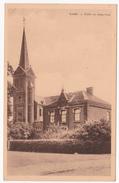 Leut: Kerk En Omgeving. - Maasmechelen