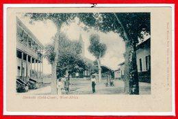 AFRIQUE --  WEST AFRICA - Postcards