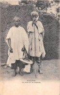 ¤¤   -   DAHOMEY   -   Mulsulmans   -  Un Nago Et Un Gambari    -  ¤¤ - Dahomey