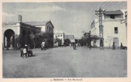 ¤¤   -  DJIBOUTI   -   Rue Marchand    -  ¤¤ - Gibuti
