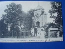 Buitenland-BORNHEM : Wandeling Aan De Vesting In 1903 - Bornem