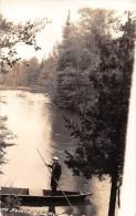 ¤¤   -   ETATS-UNIS   -  Carte-Photo  -   MICHIGAN   -  Sur La Nord-Branche De La Rivière Au Sable     -  ¤¤ - Etats-Unis
