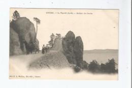 LA NAPOULE (A M) 889  ESTEREL ROCHER DES PENDUS (ATTELAGE CHEVAL ET PETITE ANIMATION) - Frankreich