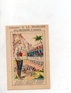 Image Publicitaire Chicoree à La Francaise - Vieux Papiers