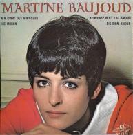 "Martine Baujoud  ""  Ma Cour Des Miracles  "" - Vinyl-Schallplatten"