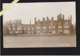 Angleterre - Carte Photographer Winchester (cachet A Sec)  Hurstbourne Mansion - England