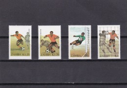 Zambia Nº 356 Al 359 - Zambia (1965-...)