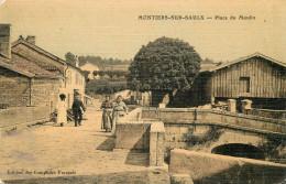 55 - MEUSE - Montiers Sur Saulx - Rue Du Moulin - Montiers Sur Saulx