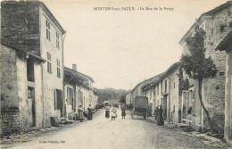55 - MEUSE - Montiers Sur Saulx - Rue De La Forge - Montiers Sur Saulx