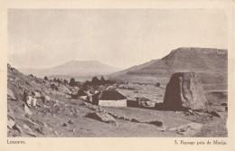 CPA - Morija - Paysage Près De Morija - Lesotho