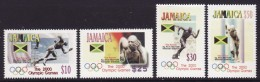 Jamaica #930-33 Mint F-VF NH ** 2000 Summer Olympics - Summer 2000: Sydney