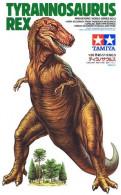Tyrannosaurus Rex 1/35 (  Tamiya ) - Figurines