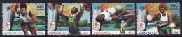 Vanuatu #768-71 Mint F-VF NH ** 2000 Summer Olympics - Summer 2000: Sydney