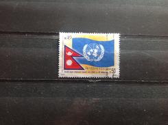 Nepal - 50 Jaar Lid UNO (50) 2005 - Nepal