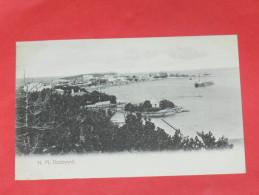 BERMUDA / BERMUDES    1902    HM DOCKYARD  CIRC NON EDITION - Bermudes