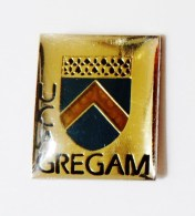 Pin's BLASON Bretagne UCA Gregam - Badges