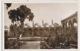 DAMAS Mosquée El Tasquié - Siria