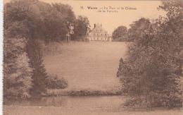 Wavre - Le Parc Et Le Château De La Bawette - Waver