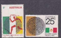 1968 Mexico Australia Olympic Games MNH - Summer 1968: Mexico City