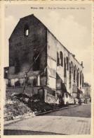 Wavre 1940 - Rue De Nivelles Et Hôtel De Ville (animée) - Waver