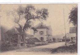 Haute-Saône - Beaumotte-les-Montbozon - Le Clocher - Non Classificati