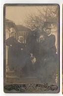 CDV ST Georgen A.d. Gusen B. Mauthausen Perg Priester - Fotos
