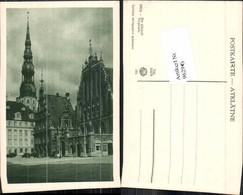 96296,Riga In Lettland Hauptplatz - Lettland