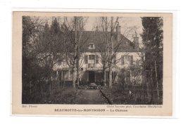 BEAUMOTTE-LES-MONTBOZON : Le Château - Très Bon état - Altri Comuni
