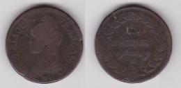 1 DECIME, 10 CENTIMES DUPRE AN 4 RETOUCHE DU 2 DECIMES BRONZE   (voir Scan) - D. 10 Centesimi