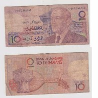 10  DIRHAMS N° 366745 - Maroc