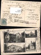 98516,Grafendorf Hrabetice Znaim Villa Försterei Gasthaus Rohleder - Ansichtskarten